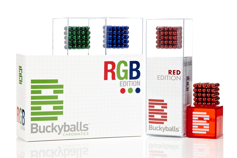 Buckyballs RGB Edition