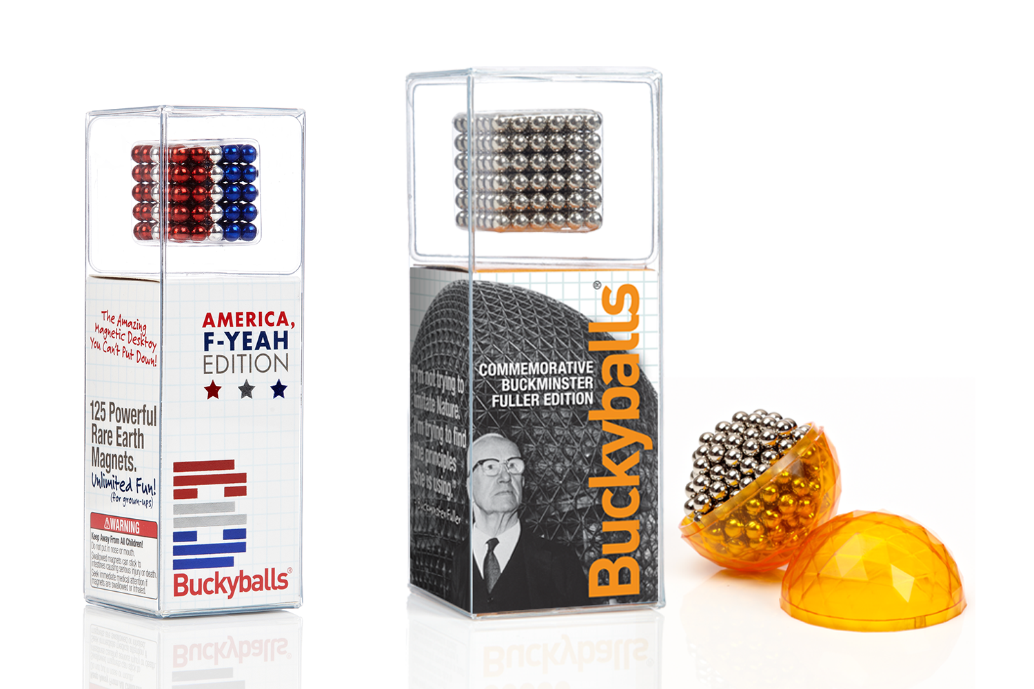 Buckyballs Custom Editions
