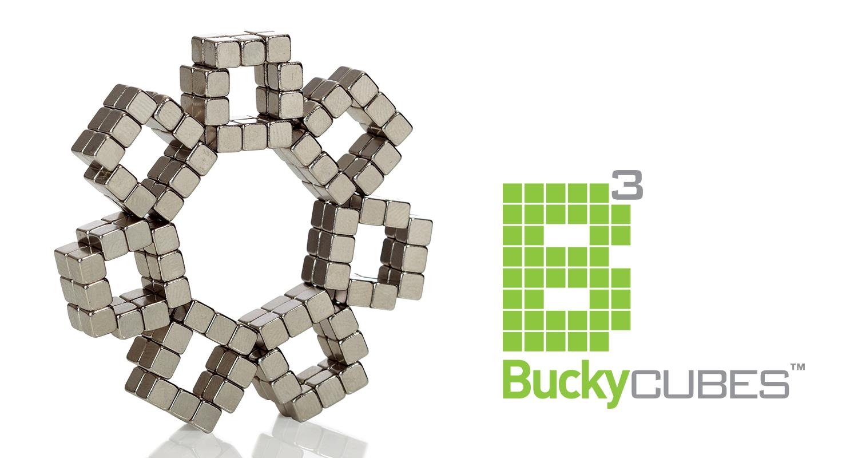 Buckycubes Logo