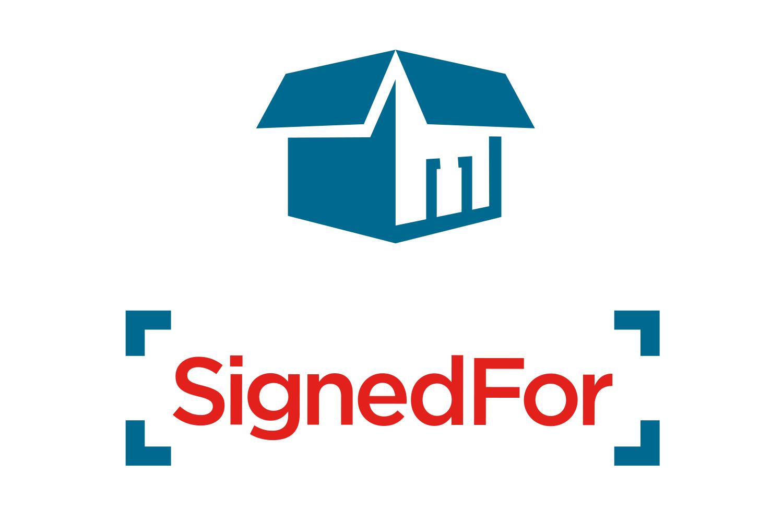 SignedFor Logo
